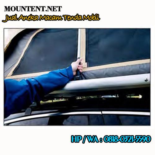 Foto tenda mobil mountent