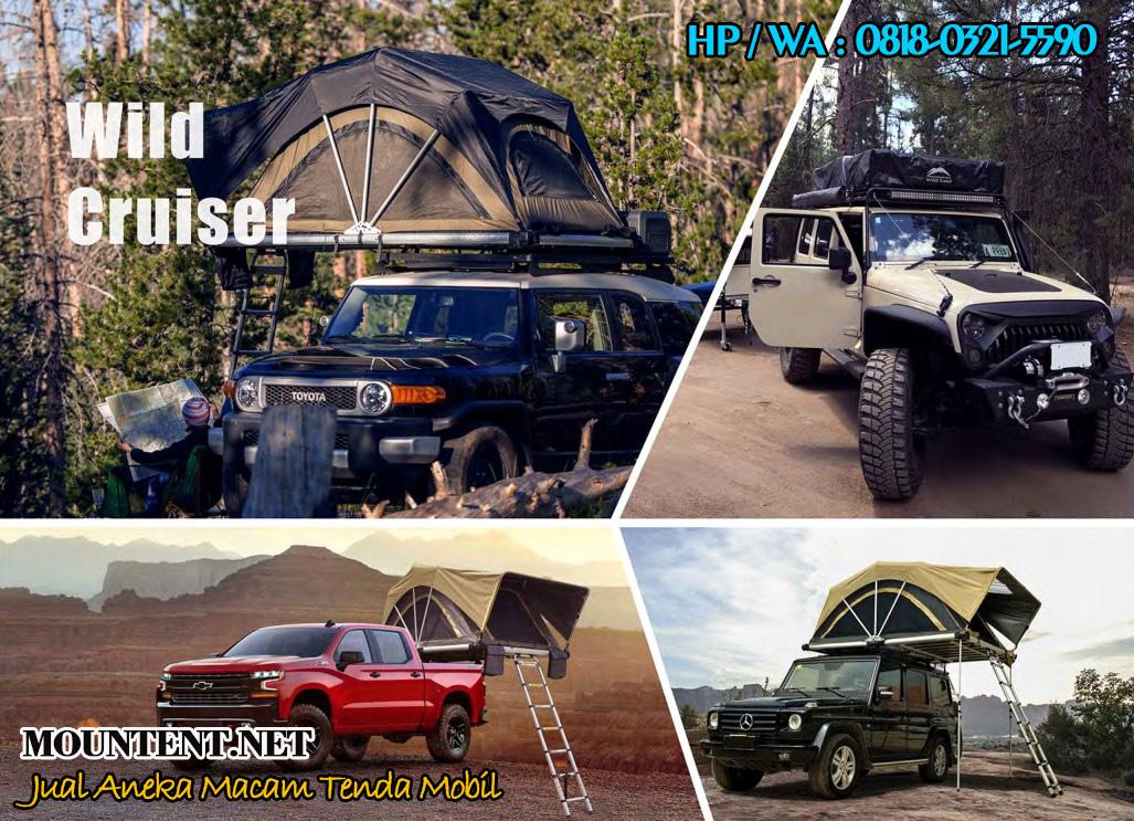Jual Tenda Mobil Camping Wild Cruiser Berkualitas